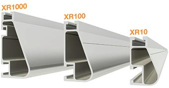 IronRidge XR100 Rail - 14ft