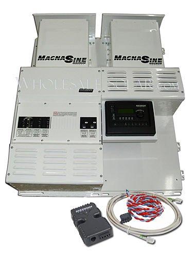 Magnum Dual MS4448PAE Power Center