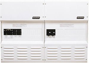 Magnum Energy MPDH175-30S-PE Panel Dual Enclosure
