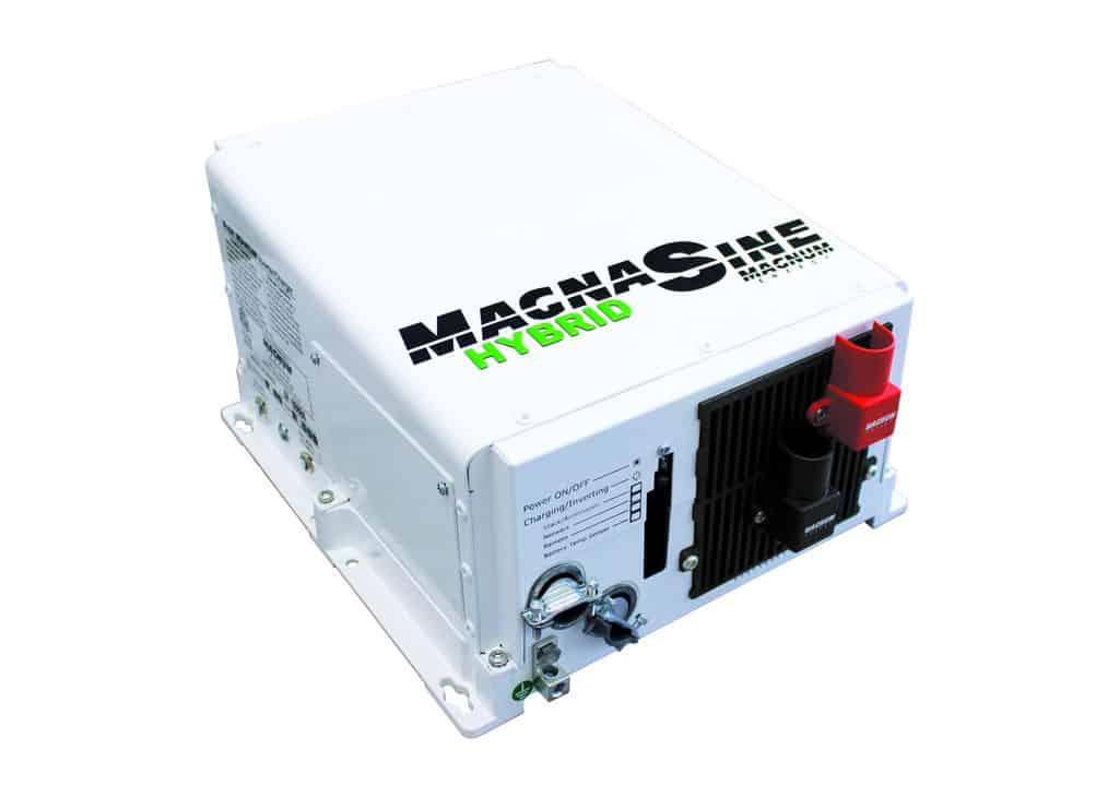 MSH4024M Single Magnum w/ Classic 150 Mobile Power Center