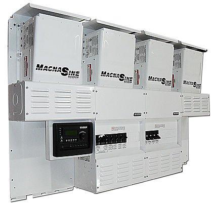 Magnum Quad MS4448PAE w/ 2 Classic 150s Power Center