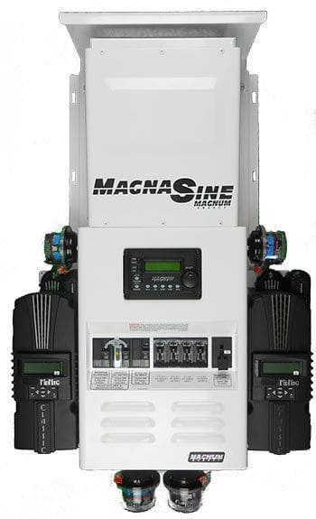 Magnum Single MS2812 w/ 2 Classic 150s Power Center