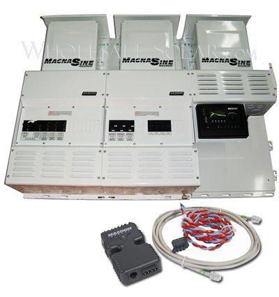 Magnum Triple MS4448 w/ Classic 150 Power Center