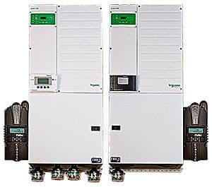 MidNite Solar MNXWP5548D-2CL150 Dual Schneider Pre-wired Power Center