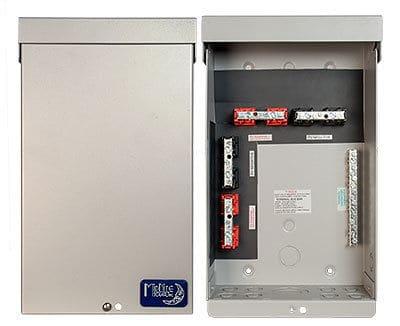 MidNite Solar Transition Box 1000 V Gray Aluminum 3R Rainproof Enclosure