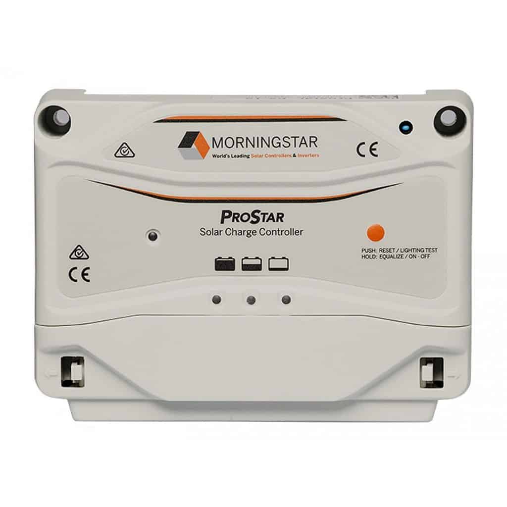 Morningstar Corp: PWM Charge Controller, Gen 3 (PS-30)