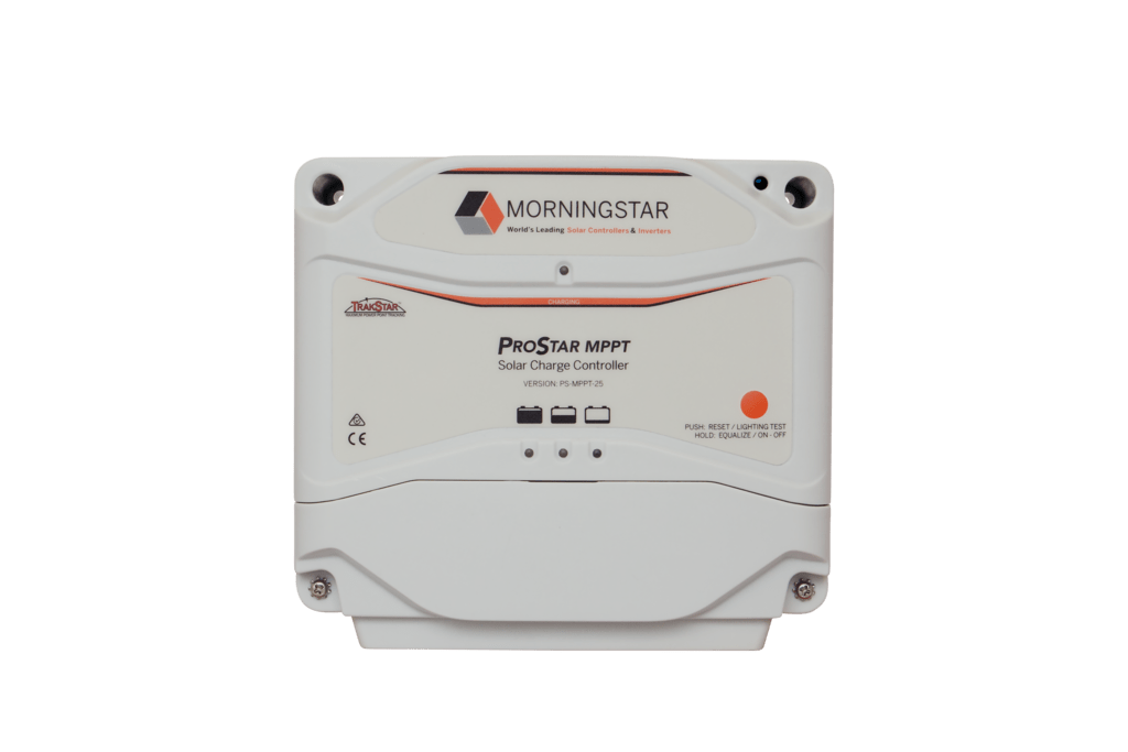 Morningstar Corp: Morningstar, ProStar MPPT Charge Controller, 40A, 12/24V, 30A Load Controller, PS-MPPT-40