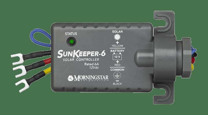 Morningstar Corporation SunKeeper SK-6 Charge Controller