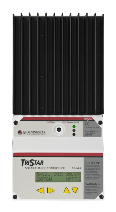 Morningstar Corporation TriStar TS-60M Charge Controller