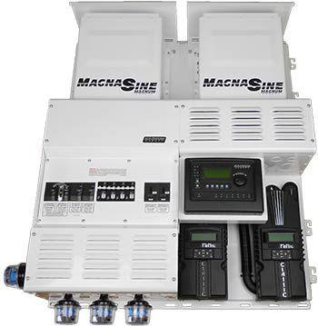 MS4448PAE Dual Magnum w/ 2 Classic 150s Power Center