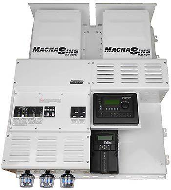 MS4448PAE Dual Magnum w/ Classic 150 Power Center