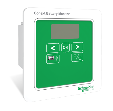 Schneider Conext Battery Monitor 24/48V