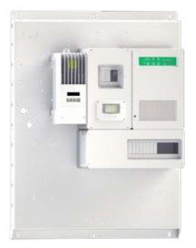 Schneider SW 4048 w/ MPPT 60-150VDC Power Center