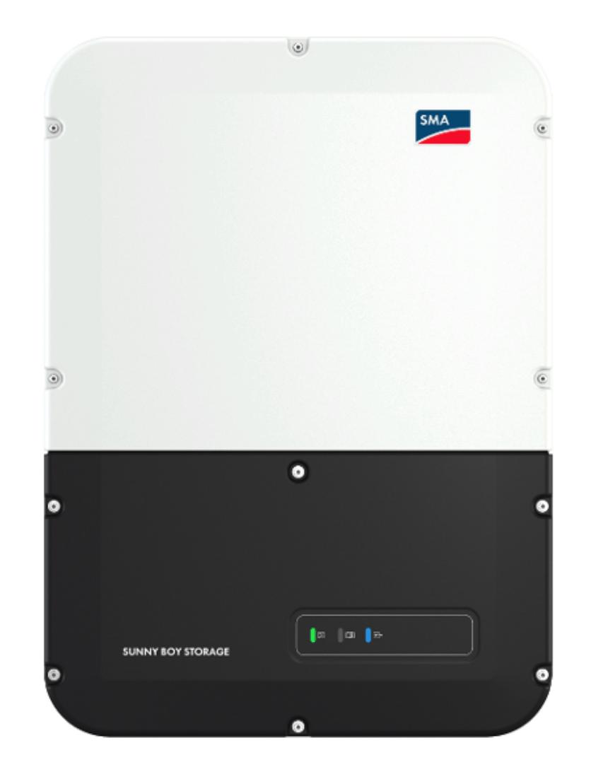 SMA Sunny Boy Storage SBS-6.0-US-10 Inverter