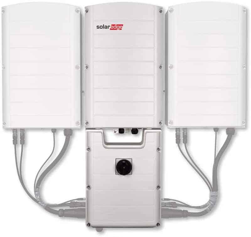 SolarEdge SE66.6K Inverter