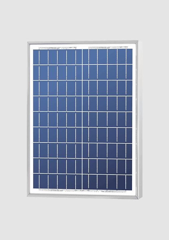 Solarland SLP015-06 Silver Poly 6 Volt Solar Panel