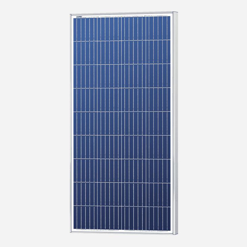 Solarland SLP150-12 Silver Poly 12 Volt Solar Panel