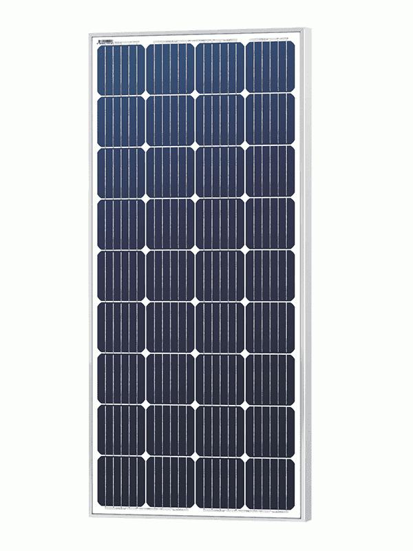 Solarland SLP175S-12 Silver Mono 12 Volt Solar Panel