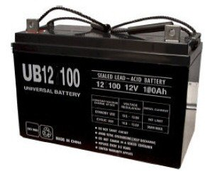 UPG UB-121000 AGM Battery
