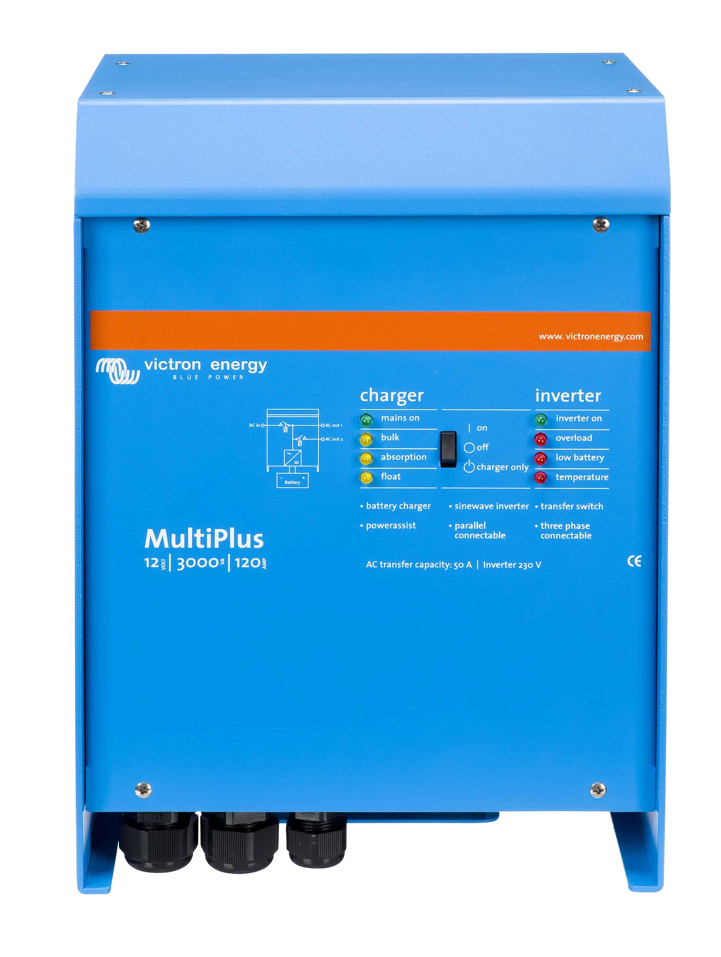 Victron Energy MultiPlus 3kVA 12v Inverter