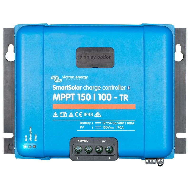 Victron Energy SmartSolar MPPT 150/100-Tr Charge Controller