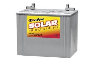 MK Battery: Sealed Gel 12V 73.6Ah Battery (8G24UT-DEKA)