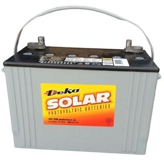 MK Battery: Sealed AGM 12V 92Ah Battery (8A27-DEKA)