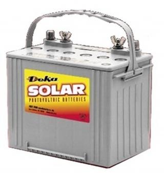 1.1 kWh MK Deka Sealed Gel Battery 8G27-DEKA