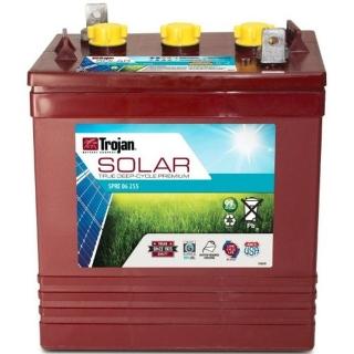 1.4 kWh Trojan Premium Flooded Battery SPRE 06 255