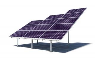 20 Solar Panel Ground Mounting Kit IronRidge