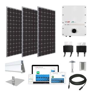 20.3kW solar kit Trina 370 XL, SolarEdge HD inverter