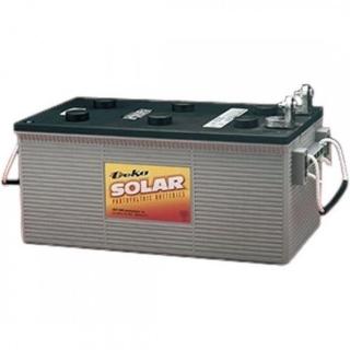 2.4 kWh MK Deka Sealed AGM Battery 8A4DLTP-DEKA