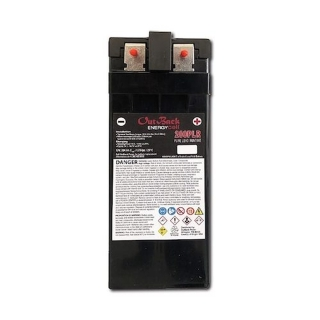 2.4 kWh Outback Power AGM Battery EnergyCell 200PLR