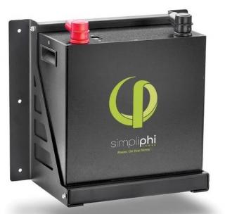 3.8 kWh SimpliPhi 24V Lithium Battery PHI-3.8-24-60
