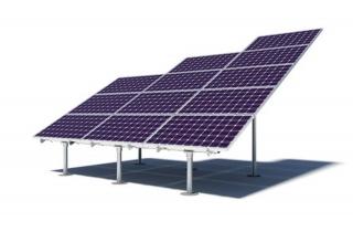 40 Solar Panel Ground Mounting Kit IronRidge