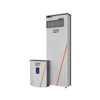 40.4 kWh Generac PWRcell energy storage system