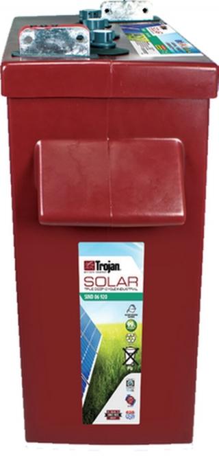 4.2 kWh Trojan 6V Flooded Battery SIND 06 920