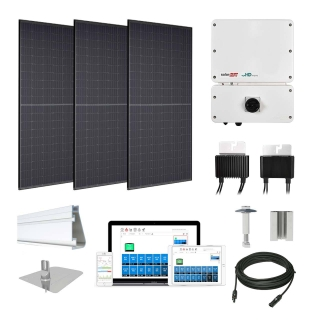 4.3kW solar kit Trina 310, SolarEdge HD inverter