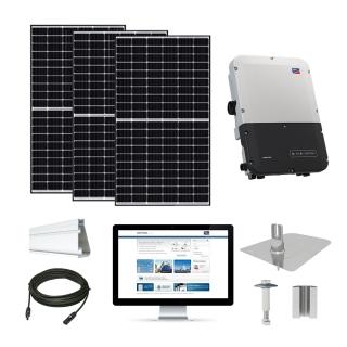 4.5kW solar kit Canadian 320, SMA inverter