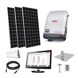 50kW solar kit CSUN 390 XL, Fronius Primo