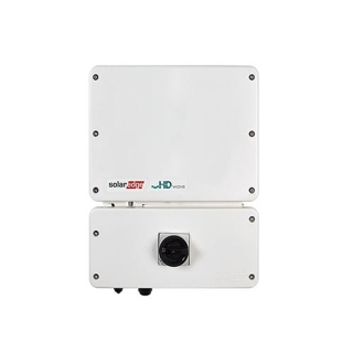 6kW Grid Tied Inverter SolarEdge HD Wave 1-Ph
