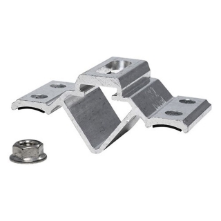 CorruBracket Corrugated Metal Roof bracket 100T