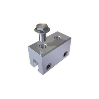 Metal roof clamp S-5-E for standing seam roof