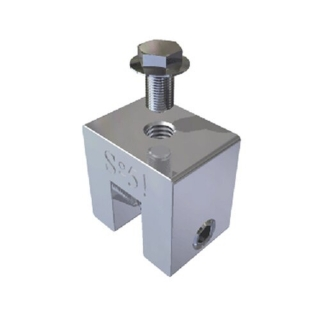 Metal roof clamp S-5-S-mini for standing seams