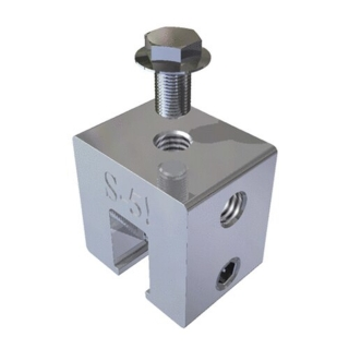 Metal roof clamp universal S-5-U-mini