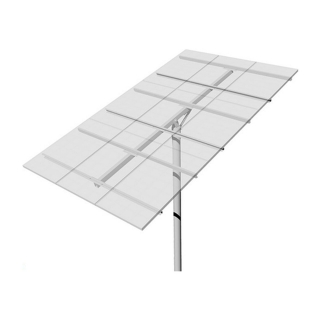 Top-of-Pole Mount for 9 Type-D Modules