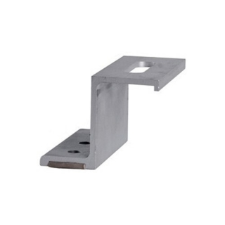 VersaBracket metal roof mount 1.8 inch tall