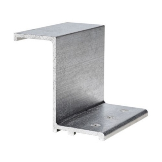 VersaBracket metal roof mount 2.6 inch tall