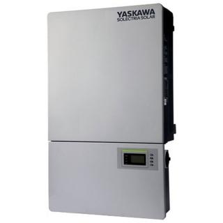 Yaskawa Solectria Solar: PVI TL inverter (PVI-50TL-480)