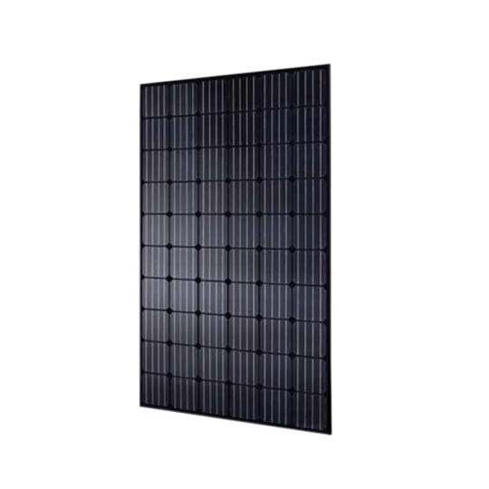 Hyundai Green Energy 33 mm 300 Watt RG Black-Series 60-Cell Mono-Crystalline Type Solar Module with All Black Frame